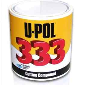 U-POL 333 Cutting Compound Paste 1.25kg