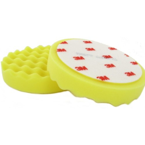 3M Perfect-it III™ Polishing Pad Yellow (50488) - for Extra Fine