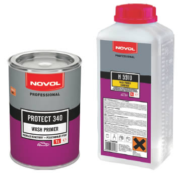 Novol Wash primer 2 litre kit