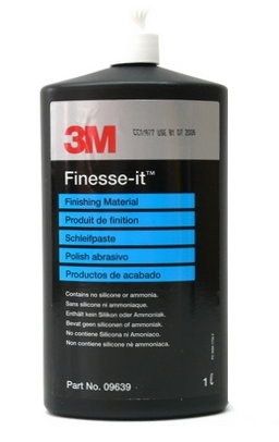 3M Finesse-it Finishing Compound (09639) 1 Litre