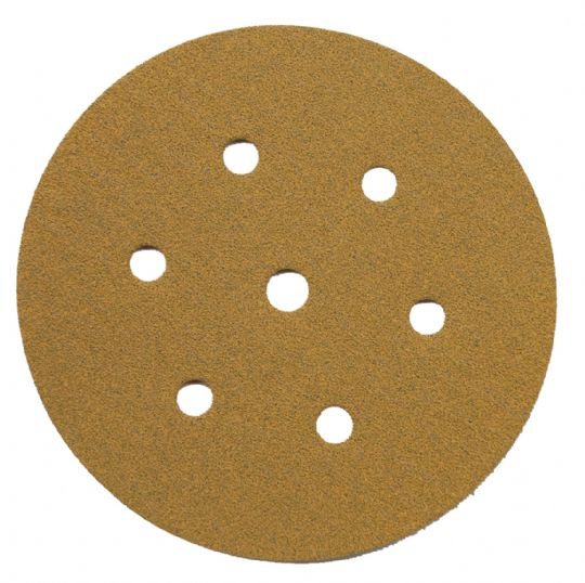 TRADE GROUP 7 Hole Velcro Discs (747 Material)