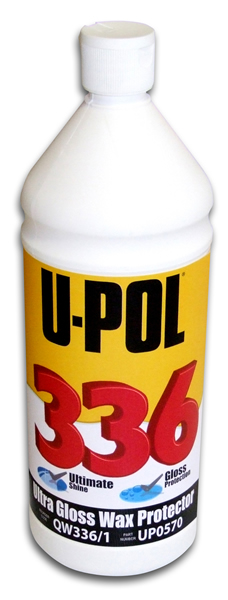 U-POL 336 Ultra Gloss Wax Protector