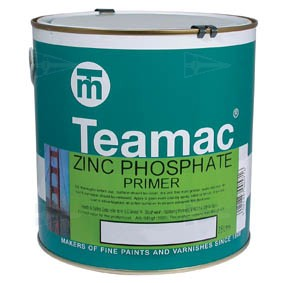Teamac Boat Paints