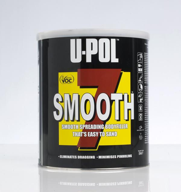 SMOOTH 7™: Smooth Body Filler