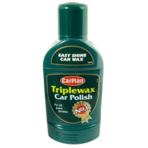 Triplewax Car Polish 500ml