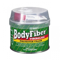 HB Body 2K Fibre Glass Polyester Filler 250g