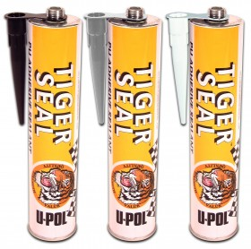 TIGER SEAL™: PU Adhesive & Sealant - Black