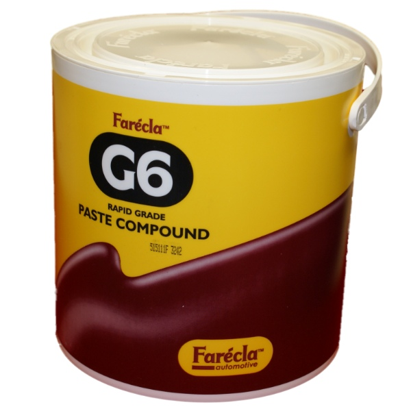 G6 Rapid grade paste compound 3kg