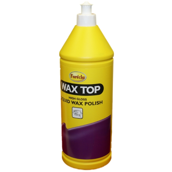 Wax Top Liquid Wax Polish 1litre