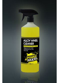 NON-ACIDIC ALLOY WHEEL CLEANER
