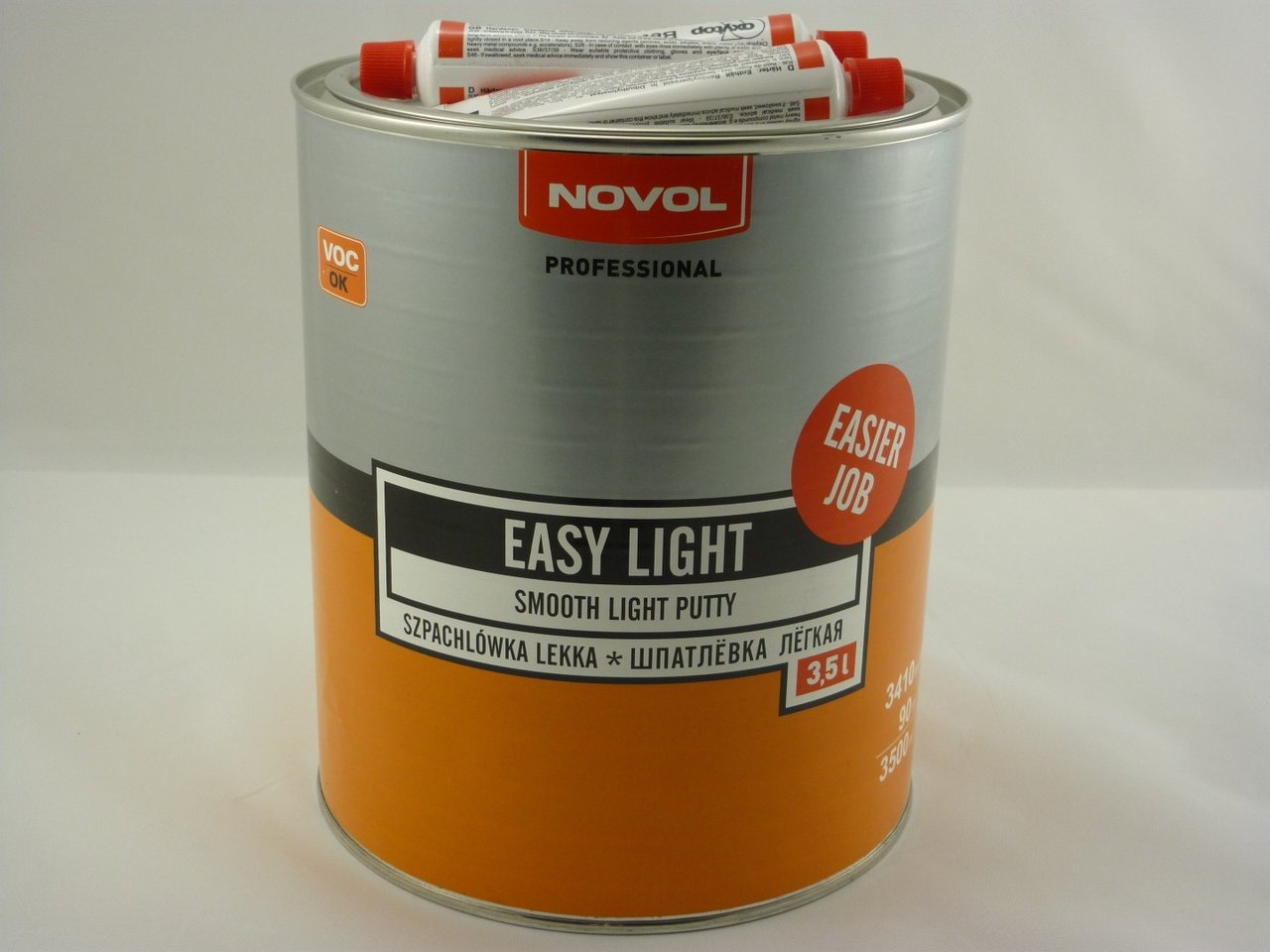 NOVOL Easi - Light 3.5 litre