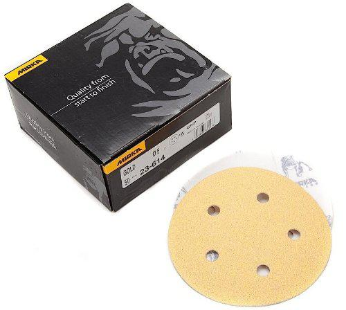 MIRKA GOLD 150ml DA DISCS P40 - P500