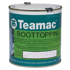 Teamac Boottopping 1litre