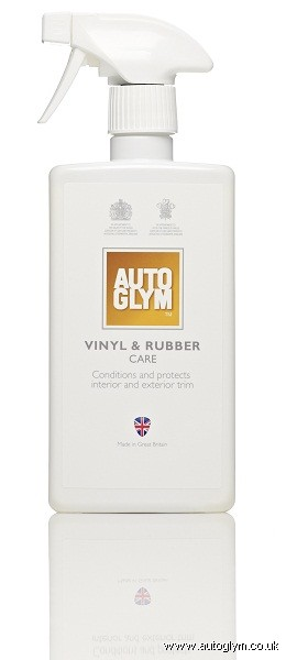 Auto Glym Vinyl and Rubber Care 500ml