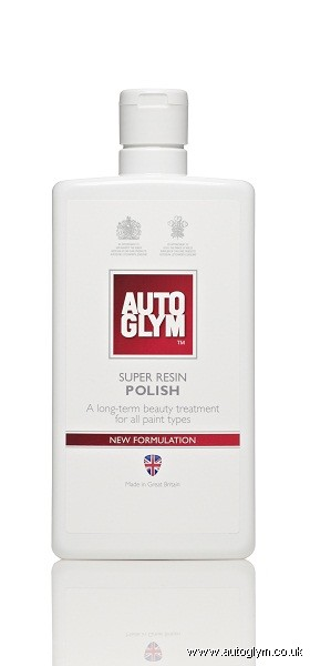 Auto Glym Super Resin Polish 500ml